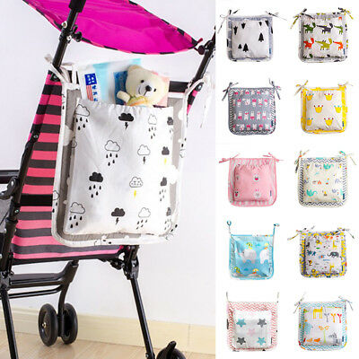 Baby Stroller Bag Hanging Household Bags Organizer Bottle Storage Diaper Bags