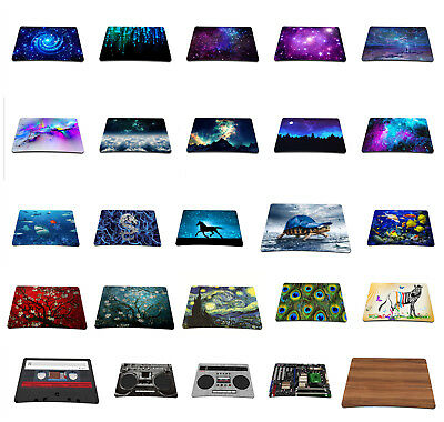 For Optical Laser Mouse Anti-Slip Laptop Gaming Computer Mice Pad Mat Mousepad