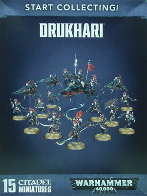 Warhammer 40,000 - Start Collecting! Drukhari (70-45)