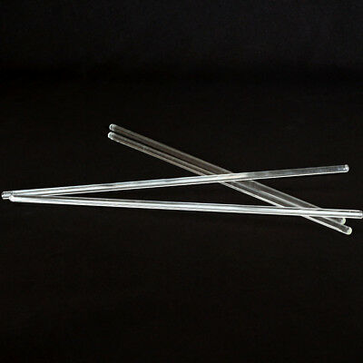 5Pc Glass Stirring Rod (6*300mm) For Lab Use Stir Stiring Stirrer Laboratory