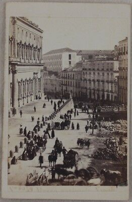 Museo Nazionale Napoli 2259 Sommer & Behles Fotografia Storica 1870 Naples