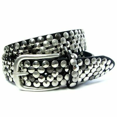 Belt Unisex Studs Spike Leather Artificial Leather Mix Many Colours