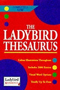 The Ladybird Thesaurus, clare vickers; Della Summers, Used; Good Book