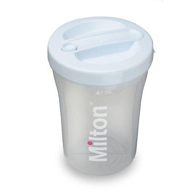 Milton 8371288 Solo Microwave or Cold Water Travel Steriliser, Color White