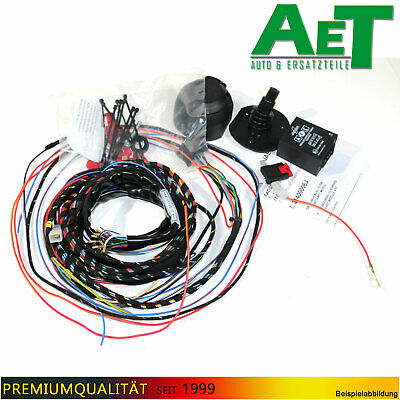 Electric - Installation Kit Jaeger 7-polig E-Set with Afc Module for Lada Urban
