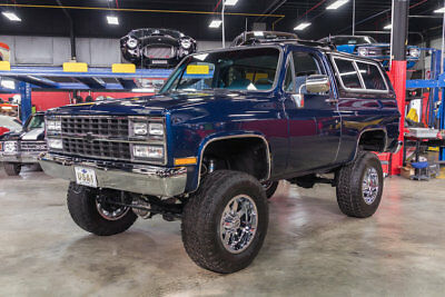 Chevrolet Blazer 4X4 Frame Off Restored, 4X4! 5.7L EFI V8, Automatic, PS, PB, Disc, A/C, 6 Inch Lift!