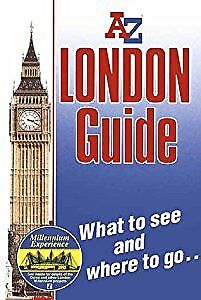 A. to Z. London Handy Guide and Atlas (Street Atlas), Geographers A-Z Map Compan