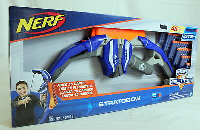 NERF N- Strike Elite Stratobow-N.O.