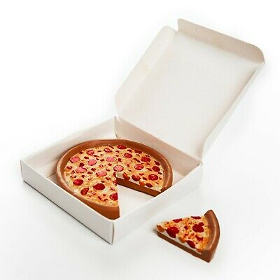 Doll Food Fits 18 Inch American Girl Kitchen Accessories PEPPERONI PIZZA and BOX