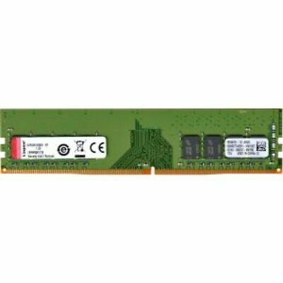 Kingston ValueRAM 8GB DDR4 SDRAM Memory Module 8 GB 266 MHz DDR4-2666/PC4-21300