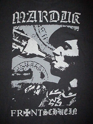 MARDUK CONCERT T SHIRT Black Metal Front Schwein 2-Sided Concert Drinking 3XL