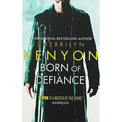 Born of Defiance by Sherrilyn Kenyon (Paperback), Fiction Books, Brand New