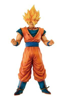 Dragonball Grandista Resolution of Soldiers Super Saiyan Goku Figure Banpresto