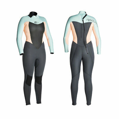 Rip Curl Omega 3/2 mm Damen Neoprenanzug Peach Women Wetsuit Gr. 38/M - 42/XL