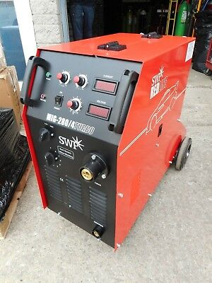 Swp 280 Amp Mig Welder. 240 Volt Single Phase. Brand New. Special Price