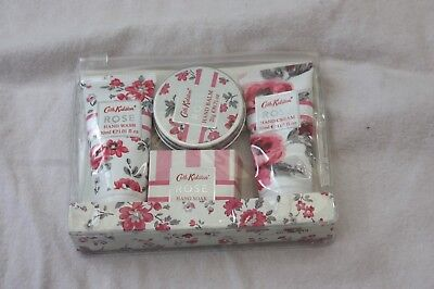 Cath Kidston Rose Mini Hand Care Gift Set