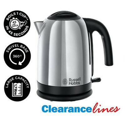 Russell Hobbs Chester Kettle and