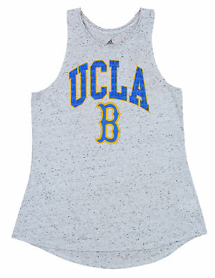 ADIDAS NCAA WOMEN S UCLA Bruins Nepped Tank Top 3f8971d83