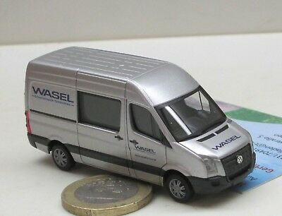 """HERPA 091640 2x /""""Wasel/"""" VW Crafter 06 HD 1:87 TOP/&OVP"""