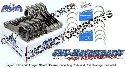 4 Clevite CB-780A 4 Pack Rod Bearing Set