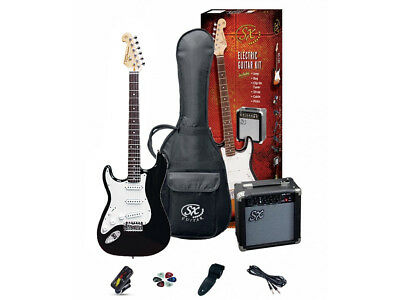ESSEX 3/4 Electric Guitar Package Left Handed