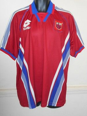 Rare Panionios Greece Home Shirt  1998-1999 large men's   #999C