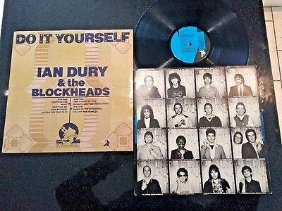 Ian dury and the blockheads do it yourself lp vinyl uk stiff 599 ian dury the blockheads do it yourself orig uk lp crown solutioingenieria Image collections