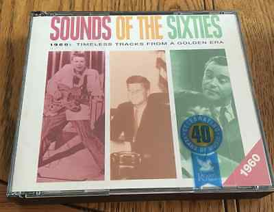 Sounds of the Sixties: 1960 3CD Readers Digest (62 Original Recordings)