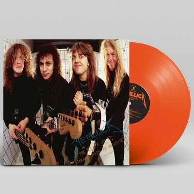 "Metallica - $5.98 EP Garage Days Re-Revisited (LTD 180g 12"" ORANGE Vinyl) 2018"