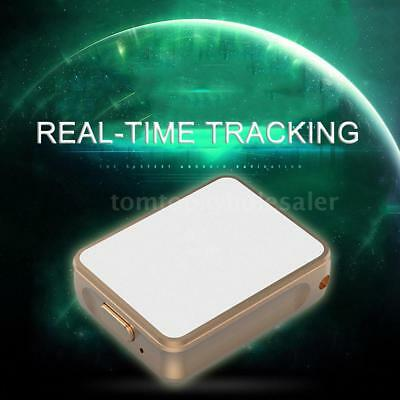 Waterproof Mini GPS Tracker Real Time Personal and Vehicle Location Tracking