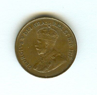 Canada 1920 Cent  Choice Uncirculated Brown