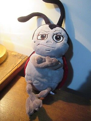 Official Disney Store / Pixar Francis Ladybird Bugs Life Soft Toy Plush