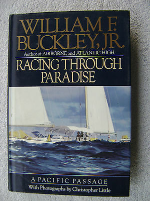 Racing Through Paradise Book Maritime Nautical Marine (#007)