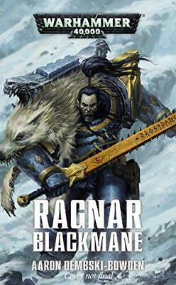 Ragnar Blackmane (Space Marine Legends) by Dembski-Bowden, Aaron | Hardcover Boo