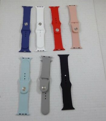 Band for Apple Watch Series 3 42mm Replacement Sport Band iWatch Strap Size L