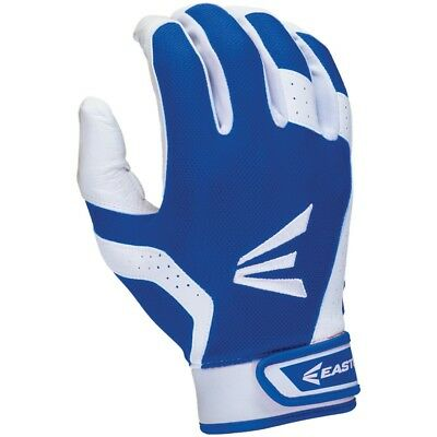 Easton HF VRS II Fastpitch Softball BATTING GLOVES - Women's - NEW Pair - Blue