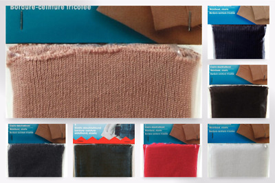 SOLD BTM 25MM PRYM METALLIC ELASTIC WAISTBAND AVAILABLE IN 3 COLOURS FREE P/&P