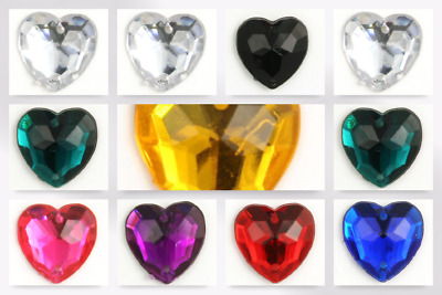 Impex Heart Diamante Jewels (B08341-M)