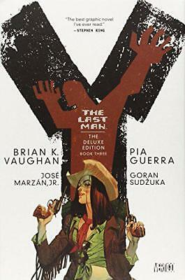 Y: The Last Man, Book 3 by Vaughan, Brian K. | Hardcover Book | 9781401225780 |