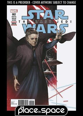 (Wk20) Star Wars: The Last Jedi Adaptation #2A - Preorder 16Th May