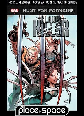 (Wk20) Hunt For Wolverine: Claws Of Killer #1A - Preorder 16Th May
