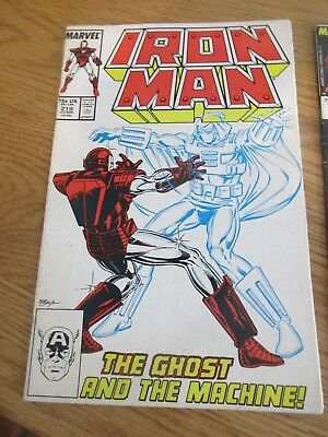 Iron Man 219 1St Ghost Ant Man And Wasp Film Marvel Antman 2 Ironman Infinity