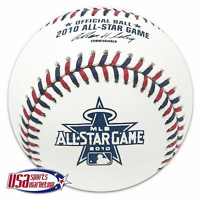 Rawlings 2010 MLB All Star Official Game Baseball Anaheim Angels - Boxed