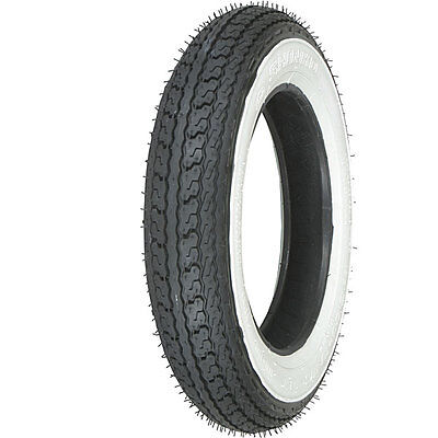 New White Wall Scooter Tire Pimp Your Ride!  4.00-8 4.00X8 Honda Yamaha