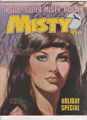 Misty Holiday/Summer Special comic (1980). Complete/Fine