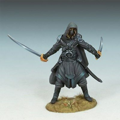 DARK SWORD MINIATURES - DSM7441 Hooded Assassin