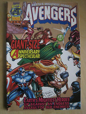 AVENGERS : issue 400. GIANT SIZE ANNIVERSARY SPECTACULAR.  MARVEL.1996
