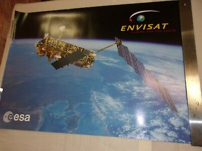Poster - Esa - Envisat - Caring For The Earth