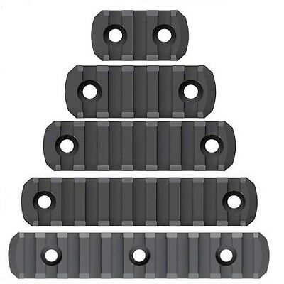 Magpul M-Lok 1913 Picatinny Slotted Rails In 3, 5, 7, 9  or 11 Section Slots