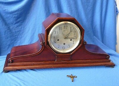 Ansonia Sonia 3 Westminster Chime Clock - Working Order